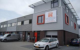 locatie raggers in Uithoorn